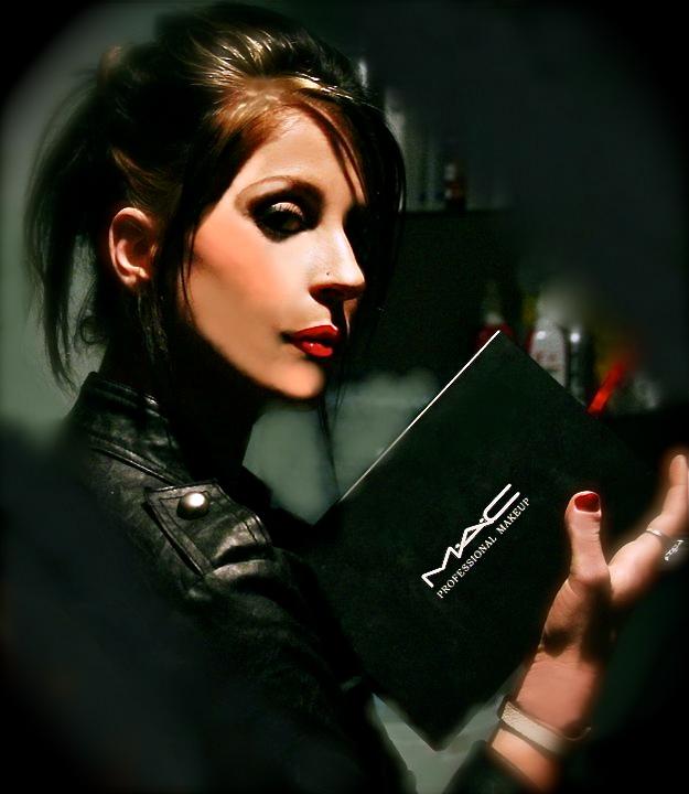 Female model photo shoot of J D Makeup Artistry