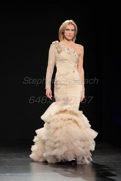 NY fashion week Mar 16, 2011 Stephen Shadrach New York