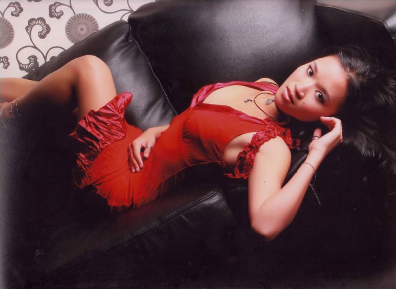 Female model photo shoot of Sabby R in Studio 504 Sydney