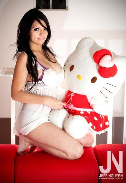 Mar 17, 2011 I love Hello Kitty!