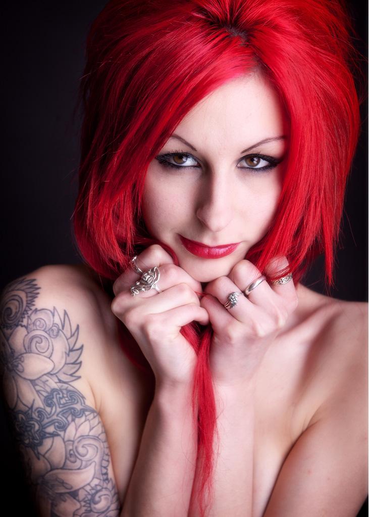 Mar 18, 2011 venus studio photography face shot