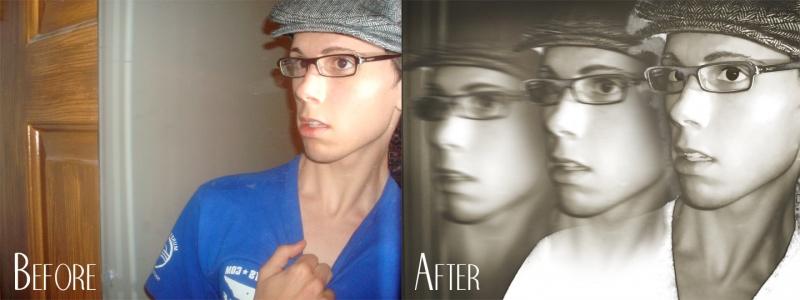 Male model photo shoot of Jared Kent