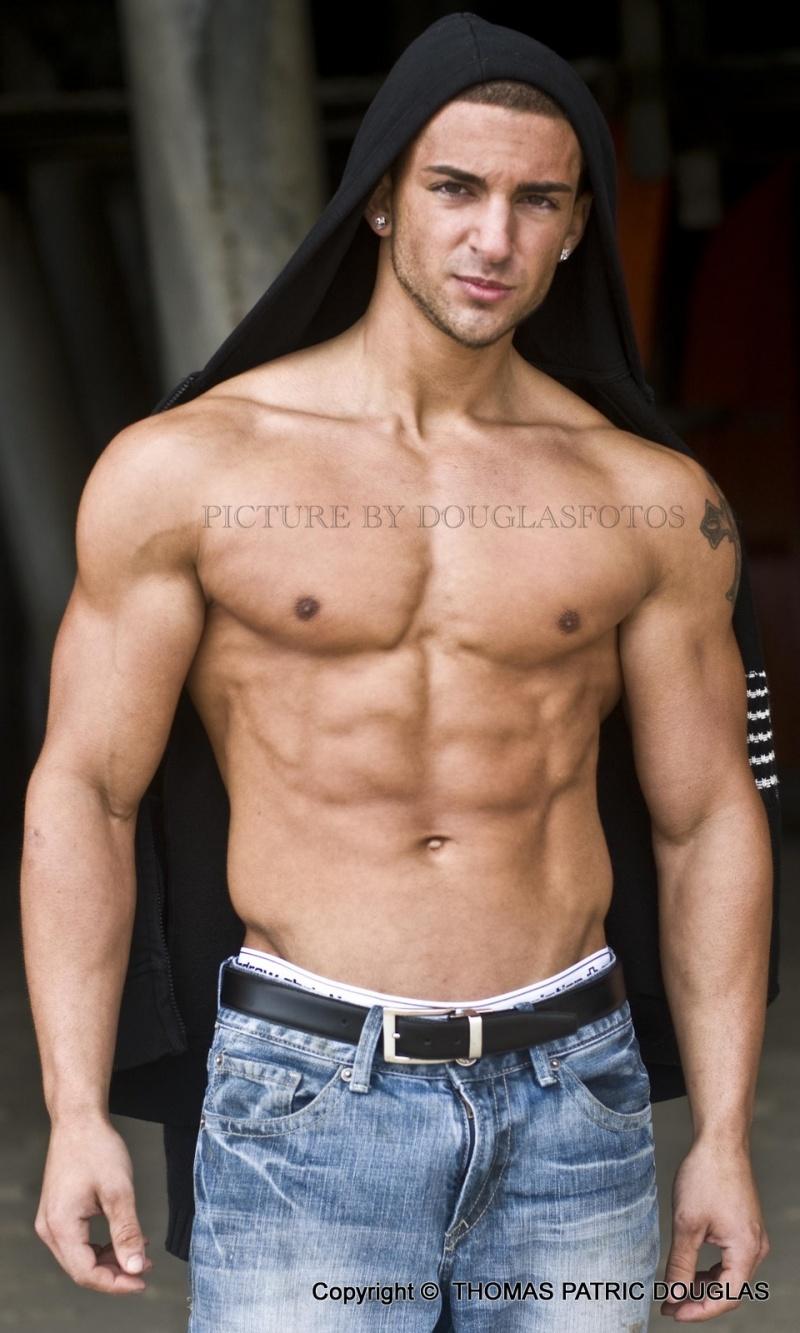 Male model photo shoot of Matthew Corso by DOUGLASFOTOS in LA