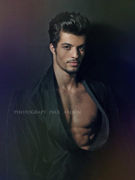 Male model photo shoot of Jawed B in BKK