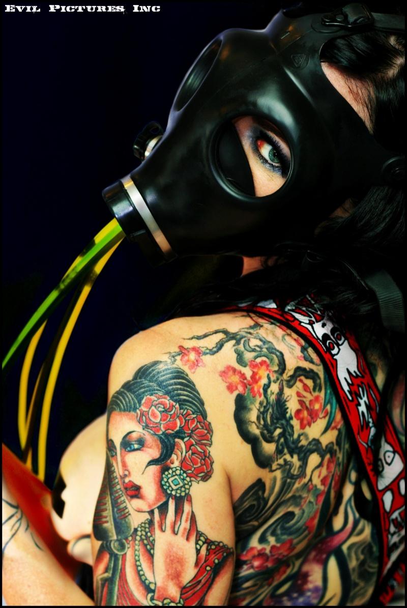 Little Horn Studios Peoria, AZ Mar 19, 2011 Evil Pictures Inc. Evil Pictures Ink: Lana