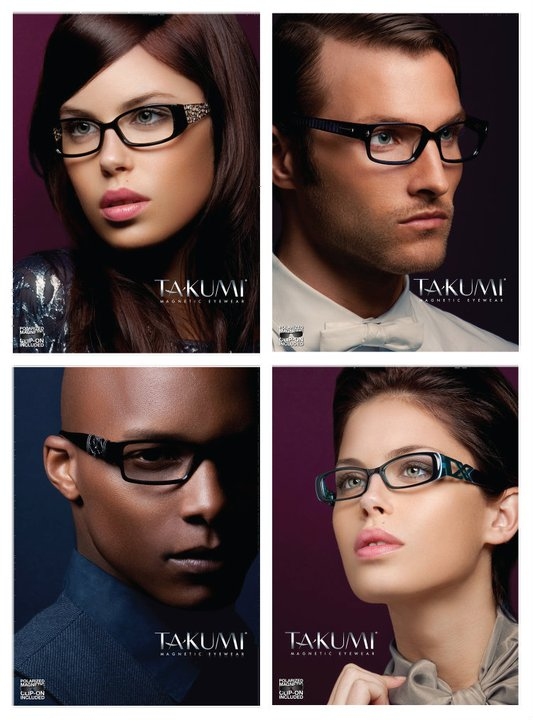 Mar 19, 2011 Michael Raveney TAKUMI eyewear campaign
