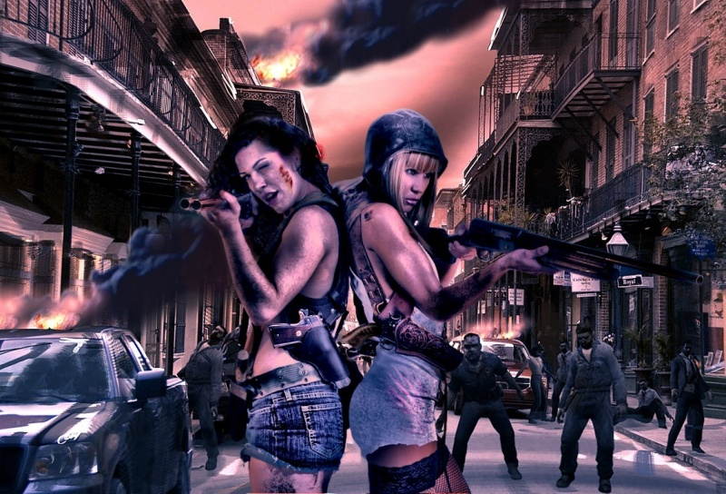 Zombieland Mar 20, 2011 KingFish Film Company The Jane Sisters Survive The Zombie Apocalypse