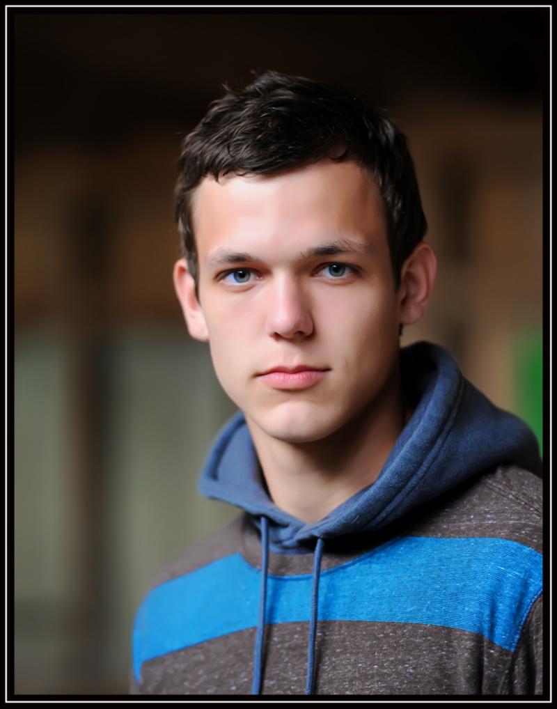 Male model photo shoot of Scott Petersen in Grabers Olive House - Ontario