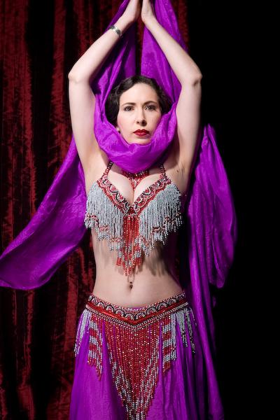 Atlanta, GA Mar 21, 2011 Studio Adrian Dancer