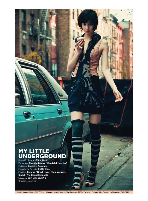New York, NY Mar 22, 2011 Warp Magazine no 35