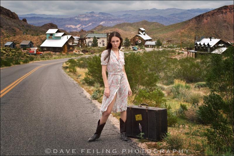 Mar 23, 2011 © Dave Feiling Heather Sheree