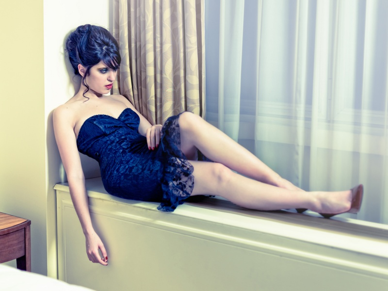 Female model photo shoot of Mademoiselle Lou in Paris
