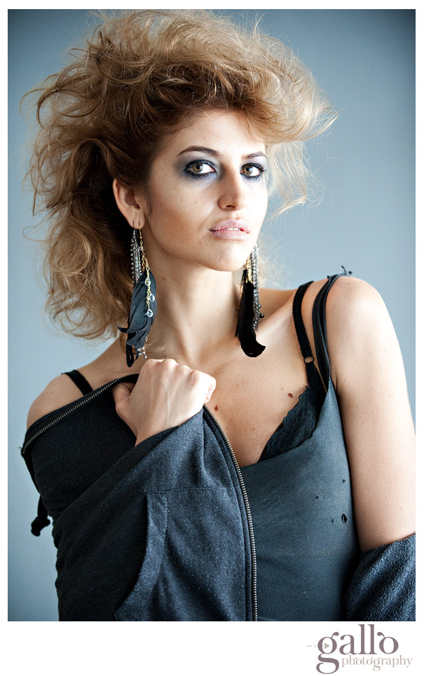 Female model photo shoot of Geraldine Lucio