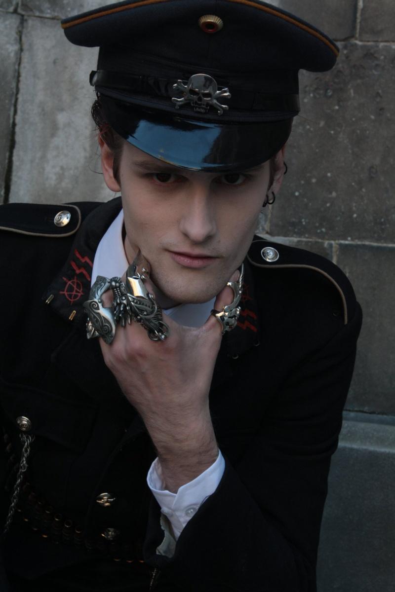 Male model photo shoot of Lex Leinhart Drago in Harrow on the Hill
