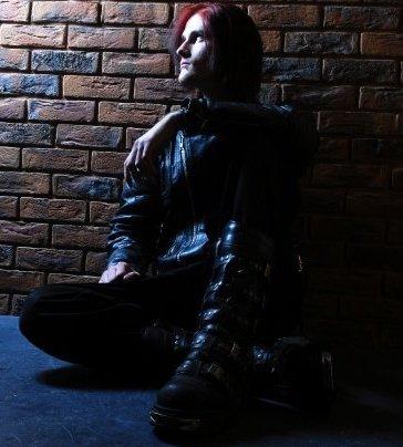 Male model photo shoot of Lex Leinhart Drago in Doubletake Studios