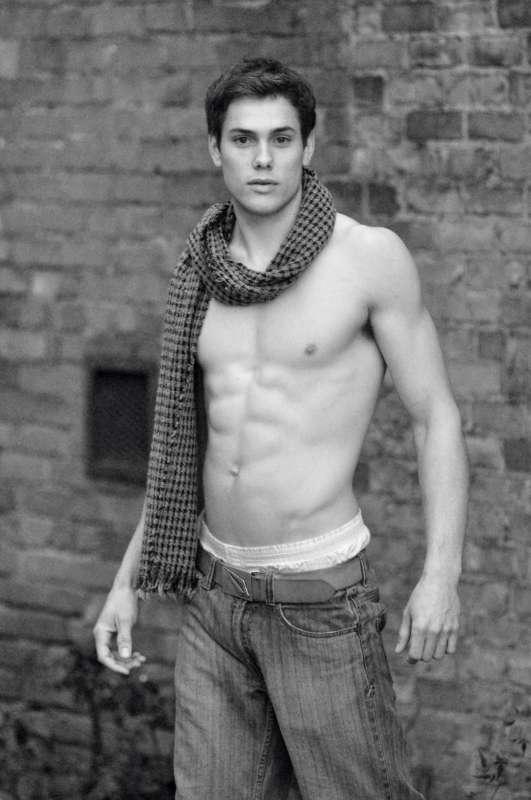 Male model photo shoot of Chris Baggaratzi