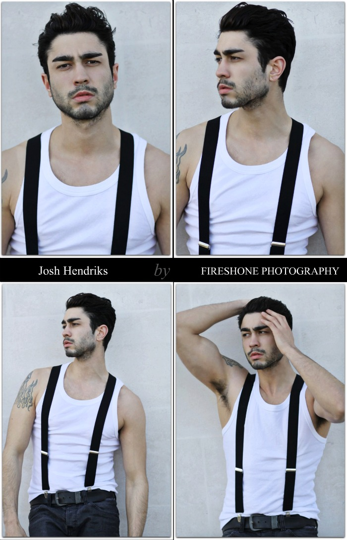 Male model photo shoot of Josh Hendriks by FPHOTOGRAPHY in London