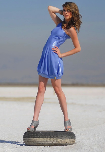 Mar 27, 2011 Brie Ohlund Photography Blue Dress