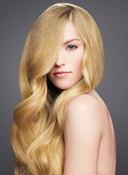NYC Mar 28, 2011 Rene Furterer hair ad campaign