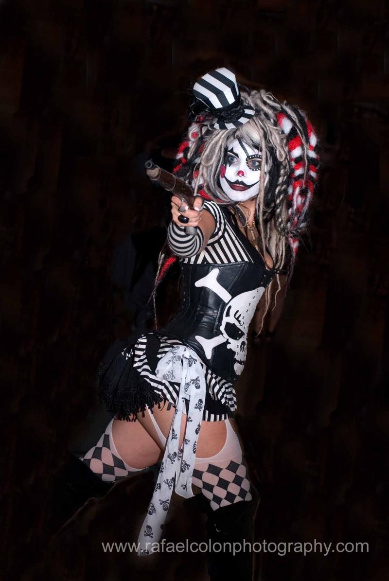 Orlando, FL Mar 28, 2011 Rafael Colon Photography, LLC Pirate Clown-Design by Defenzmechanizm #583507