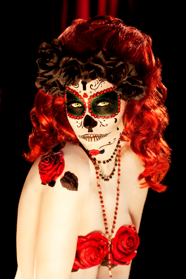 Las Vegas, NV Mar 28, 2011 Muerta-as seen in SEVEN Magazine
