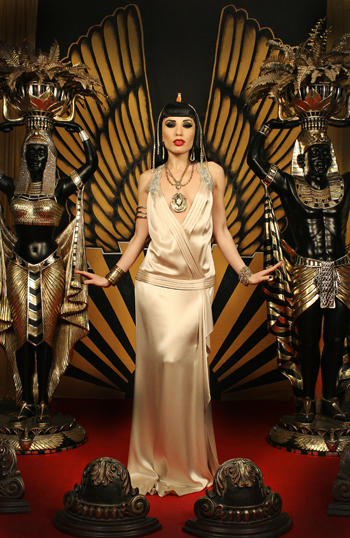 "Mar 29, 2011 cleopatra ""The Queen of all Kings"""