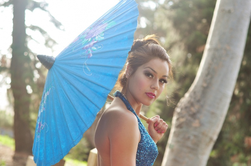 Female model photo shoot of Arkeeology Photography in Fullerton, CA, makeup by Sparkle Tafao Artistry