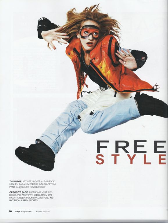 Apr 01, 2011 2010/11 Aspen Sojourner Magazine