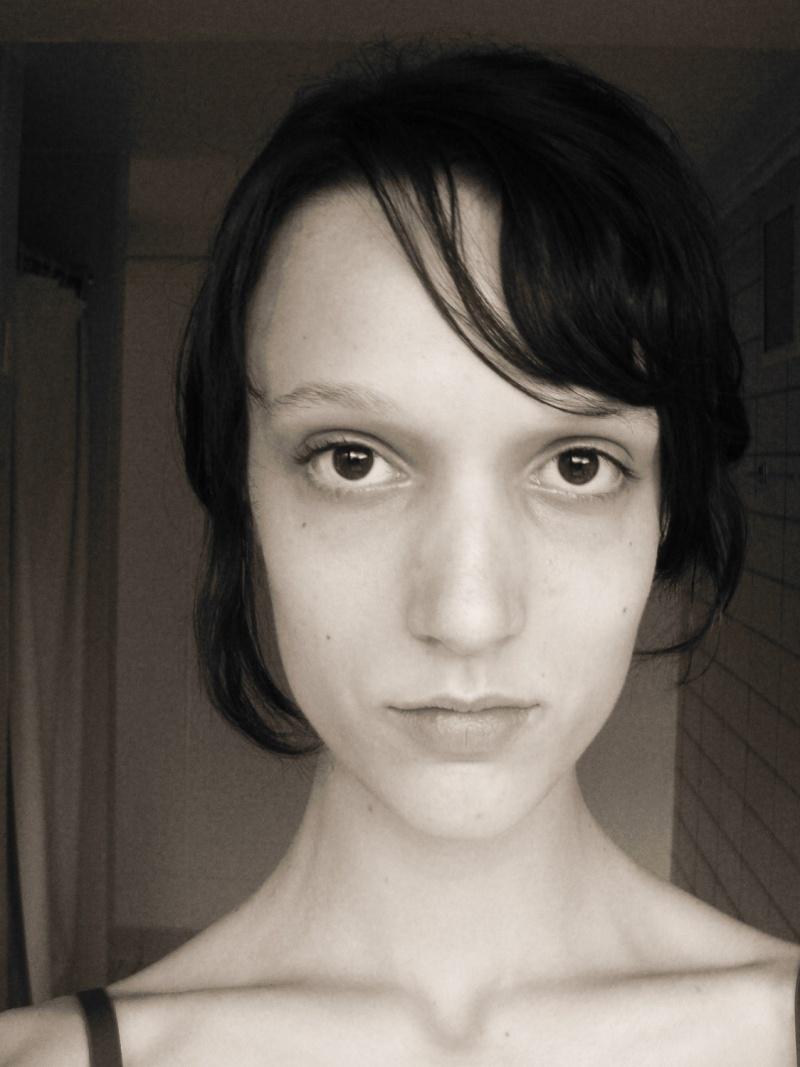 Richmond, VA Apr 01, 2011 Head shot, sepia, no makeup