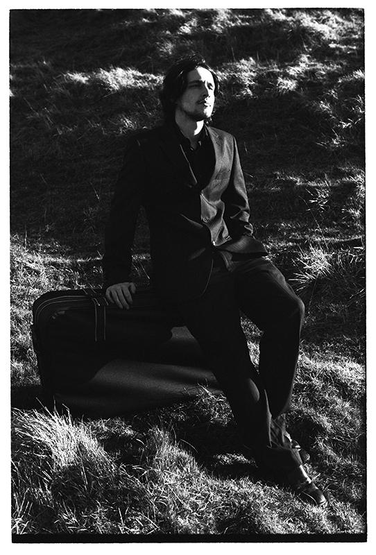 Male model photo shoot of Dan K Turner