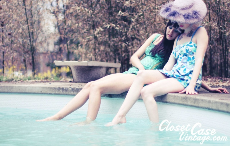 Apr 03, 2011 Cristina Viscu Closet Case Vintage Spring/Summer 2011 Lookbook