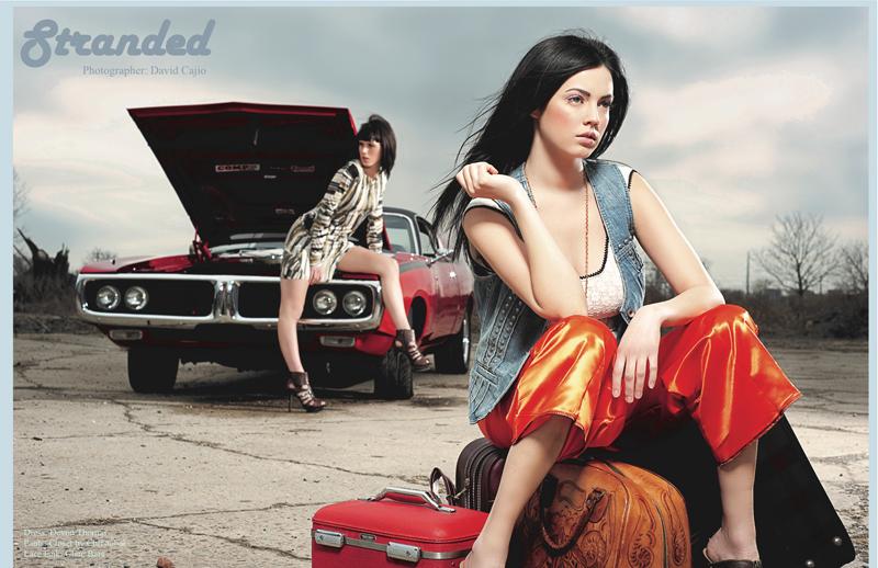 Apr 04, 2011 David Cajio Photography and TURN Magazine TURN Magazine