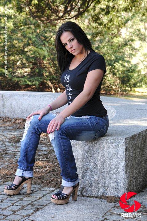 Female model photo shoot of Kasey Carver in Hartford