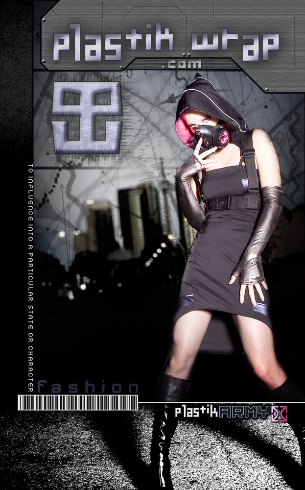 see the rest of the gallery: http://www.plastikwrap.com/galleries/fashion/noise/ Apr 06, 2011 Plastik Wrap 2011 Dress to Kill.