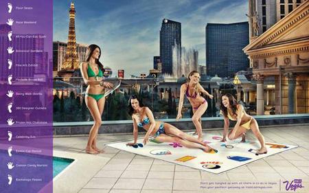 Las Vegas Apr 07, 2011 Jarred McMillen 2010 LVCVA Spring Campaign- Sports Illustrated Swimsuit Issue 2011