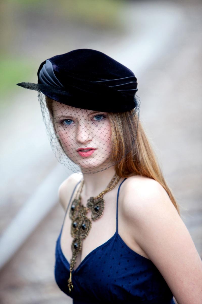 Female model photo shoot of Linda Michele-Dobel in Canton