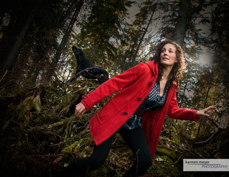 Female model photo shoot of Karmen Meyer Photograph