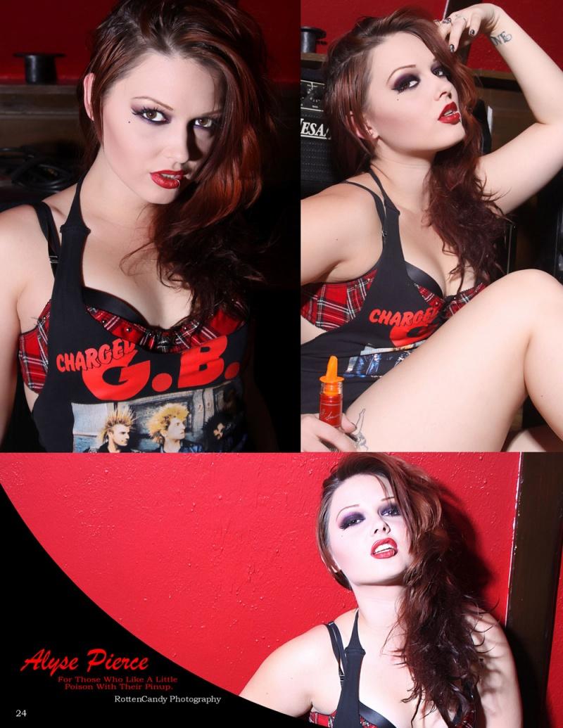 LA Apr 10, 2011 Me Alyse Pierce VB Magazine Issue 1