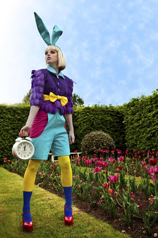 Castle Bromwich Gardens Apr 10, 2011 Adam Moffatt, Victoria Bramwell The White Rabbit