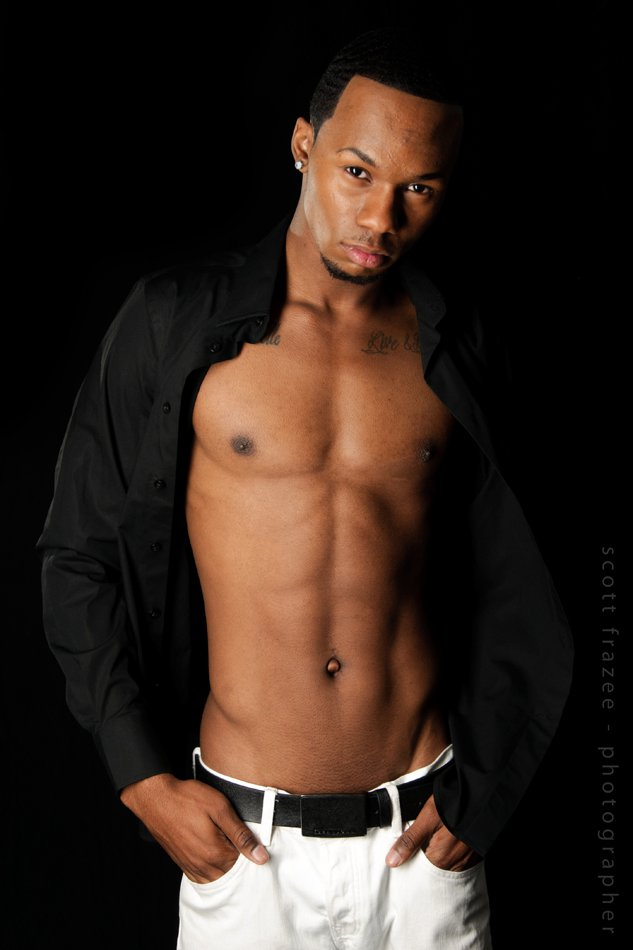 Male model photo shoot of Kevin Sanders