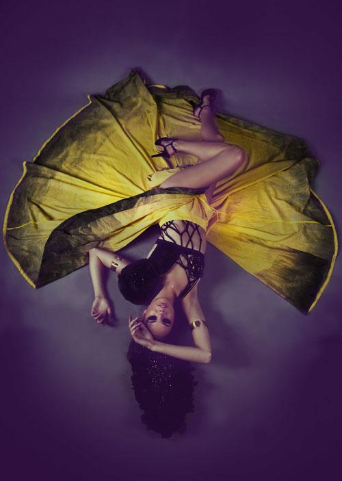 Female model photo shoot of WamBam Photography