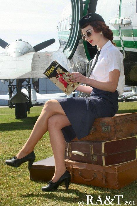 Coventry Apr 12, 2011 D Jackson Un-scheduled stop en-route. Aircraft, 1943 DC3 Dakota.