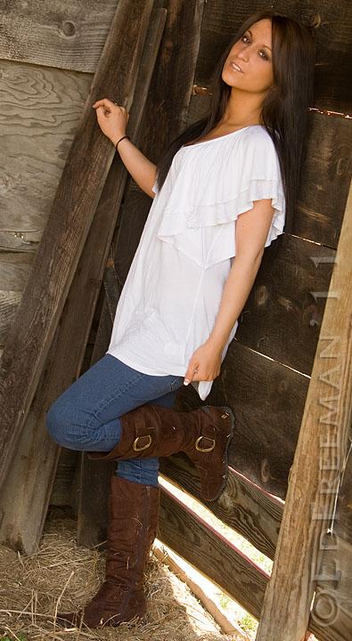 Female model photo shoot of Ashlee J Miller