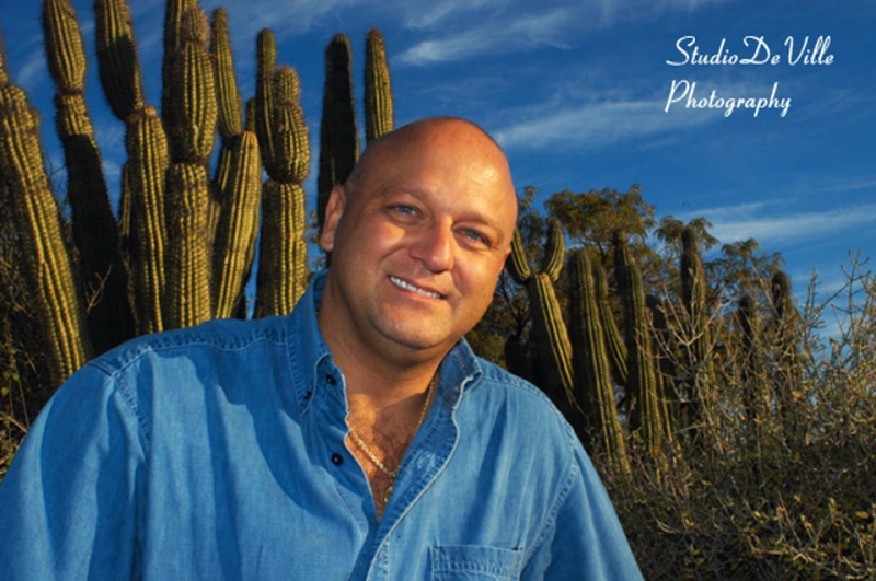 Male model photo shoot of StudioDeVille