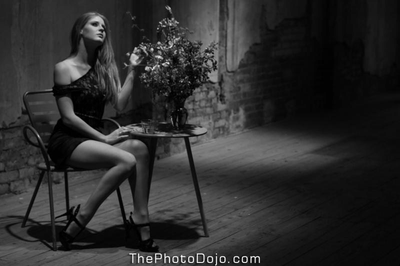 Male model photo shoot of The Photo Dojo Studios