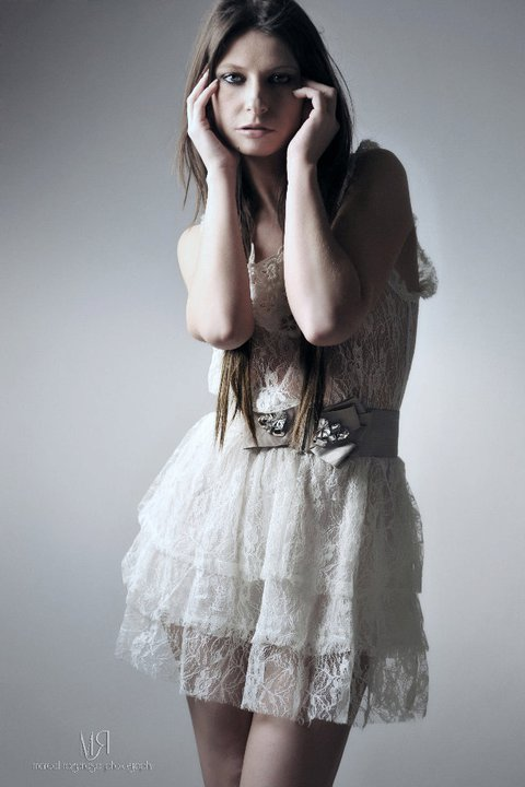 Female model photo shoot of animor by Marcel Ragonese in milan - studio