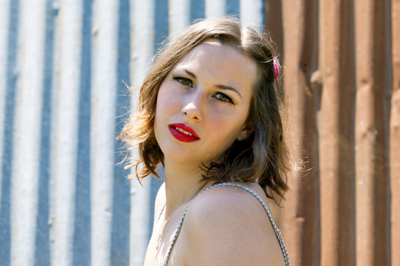 Female model photo shoot of Kelly Pepper by Carraways Photography in Fresno