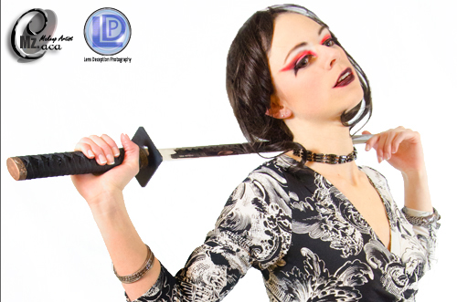 Female model photo shoot of Mz_Erica by Lens_Deception