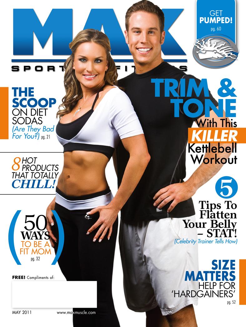 Apr 14, 2011 JP 2011 Max Sports & Fitness - May 2011