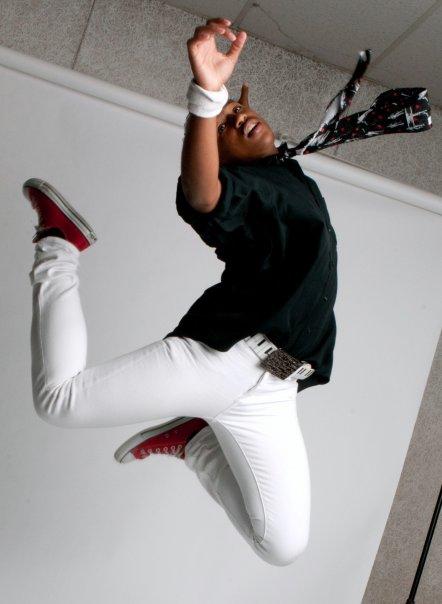 Male model photo shoot of Tytus Larue in NSM Studios